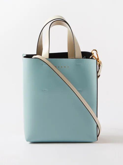 Moncler - Alexandrite Leopard Print Technical Jacket - Womens - Blue Print