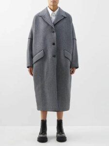 Petar Petrov - Julian Single Breasted Silk Blend Blazer - Womens - Black