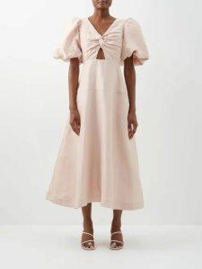 Isabel Marant - Lex Straight Leg Jeans - Womens - Grey