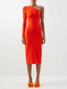 Petar Petrov - Haena Wide Leg Leather Trousers - Womens - Brown