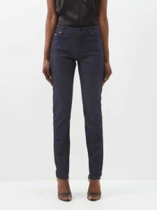 Ann Demeulemeester - Alexa Rose Jacquard Oversized Cotton Blend Coat - Womens - Pink
