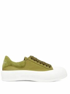 Three Graces London - Carina Belted Cotton Voile Dress - Womens - Yellow