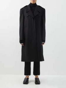 Dragon Diffusion - Woven Leather Basket Bag - Womens - Grey