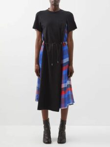 Frame - Le High Fringed Cuff Skinny Jeans - Womens - Black