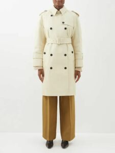 Diane Von Furstenberg - Rose Open Back Crepe Midi Dress - Womens - Orange