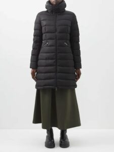 Bower - Jade Abstract Print Midi Wrap Skirt - Womens - Red Print