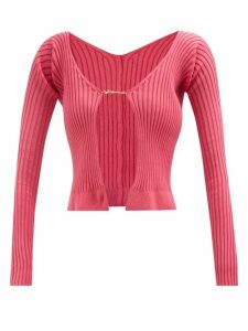 Dolce & Gabbana - Single Breasted Silk Blazer - Womens - Green