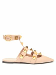 Max Mara - Lilia Coat - Womens - Light Pink