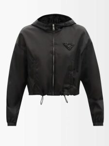 Rochas - High Rise Floral Brocade Maxi Skirt - Womens - Blue Multi