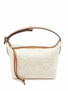 Sir - Aster Shirred Abstract Print Linen Top - Womens - White Print
