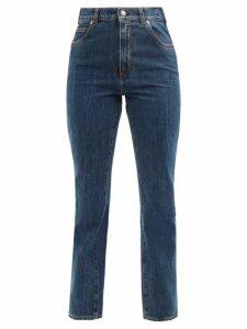Zimmermann - Goldie Shirred Voile Maxi Dress - Womens - White
