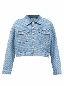Saint Laurent - High Neck Ribbed Cashmere Sweater - Womens - Black