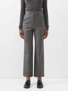 Isabel Marant - Ocho Sequinned One Shoulder Top - Womens - Silver Multi