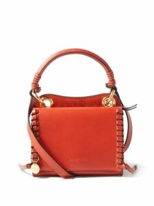 Marni - Contrast Stitch Cashmere Sweater - Womens - White Navy