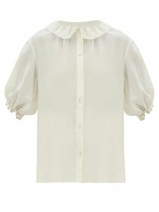 Gianvito Rossi - Navarre 85 Suede Boots - Womens - Tan