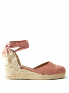 Gioia Bini - Lucinda Macramé Lace Maxi Dress - Womens - Yellow