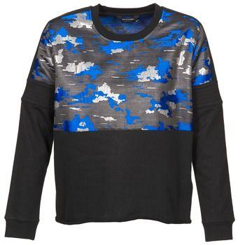 Eleven Paris  FORTEX  women's Sweatshirt in Black
