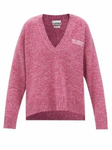 Norma Kamali - Tiered Fringe Stretch Jersey Crop Top - Womens - Black