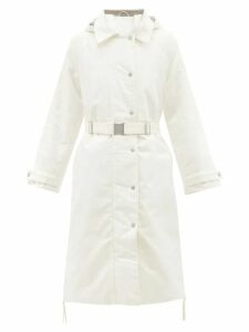 Acne Studios - Bolzter Suede And Mesh Trainers - Womens - Black