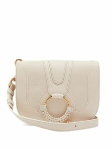 See By Chloé - Hana Small Leather Cross Body Bag - Womens - Beige