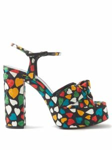 Thierry Colson - Braided Tassel Trimmed Satin Belt - Womens - Brown