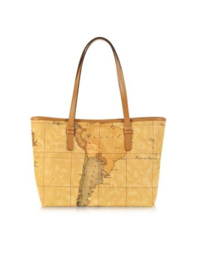 Alviero Martini 1A Classe Designer Handbags, 1a Prima Classe - Geo Printed Medium