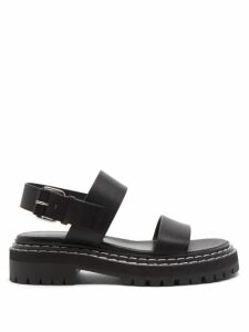 Diane Von Furstenberg - Misha Spot Print Tiered Silk Maxi Dress - Womens - Navy Multi