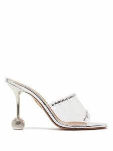 Johanna Ortiz - Leopard Print Cotton Blend Midi Dress - Womens - Leopard