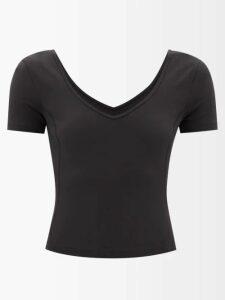 A.p.c. - Augusta Straight Leg Cotton Trousers - Womens - Khaki