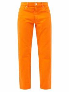 Belize - Salome Floral Print Charmeuse Wrap Dress - Womens - Blue Multi