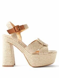 Gucci - Tennis Logo Embroidered Cotton Jersey Sweatshirt - Womens - Ivory Multi