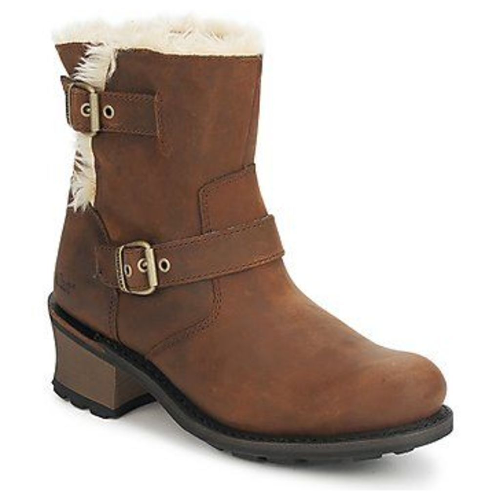 Caterpillar  ANNA KICK  women's Low Ankle Boots in Brown