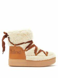 Balenciaga - Floral Print Silk Shirt - Womens - Black Blue