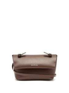 Balenciaga - Checked Twill Tapered Trousers - Womens - Grey Multi