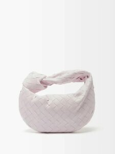 Frame - High-rise Cotton Shorts - Womens - Khaki