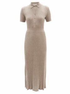 Roksanda - Seya Balloon Sleeve Cotton Top - Womens - Ivory