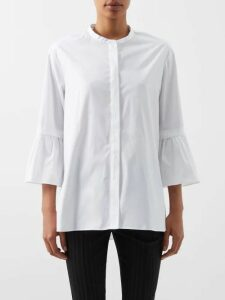 Prada - Tie Dye Wool Blend Sweater - Womens - Black Pink