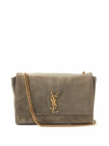 Atm - Wide Rib T Shirt - Womens - Grey