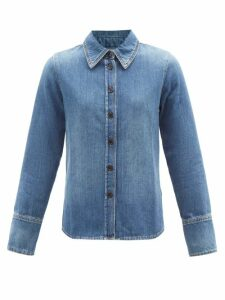 Church's - Angelina Leather Ankle Boots - Womens - Black
