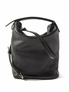 Saloni - Olivia Floral Print Silk Crepe De Chine Midi Dress - Womens - White Multi