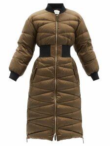 Valentino - Rockstud Small Leather Cross Body Bag - Womens - Black
