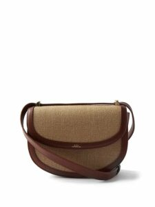 Roland Mouret - Trinity Laser Cut Panelled Wool Midi Dress - Womens - Red