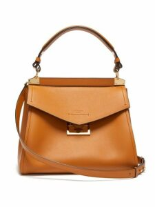 Givenchy - Mystic Medium Leather Top Handle Bag - Womens - Tan