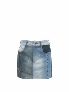 Sea - Audrey Puffed Sleeve Cotton Blend Top - Womens - White