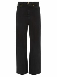 Christian Louboutin - Portugalcaba Woven Fringed Tote Bag - Womens - Ivory Multi