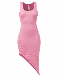 Rebecca De Ravenel - Penelope Broderie Anglaise Cotton Maxi Dress - Womens - Orange