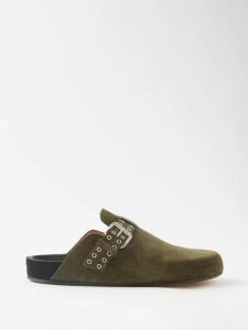 Burberry - Logo Knit Cashmere Cardigan - Womens - Grey