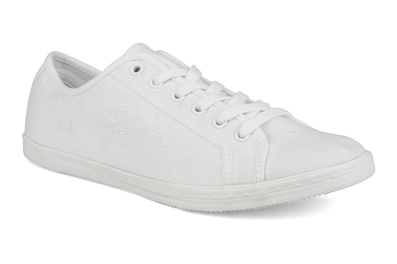 One Star Low Profile Canvas Ox W by Converse
