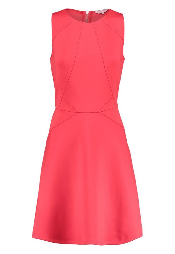 Ted Baker MITTON Summer dress mid orange