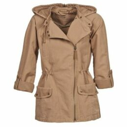 Ikks  COLORADO  women's Parka in Beige